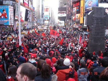 New York 28 Nëntor 2012
